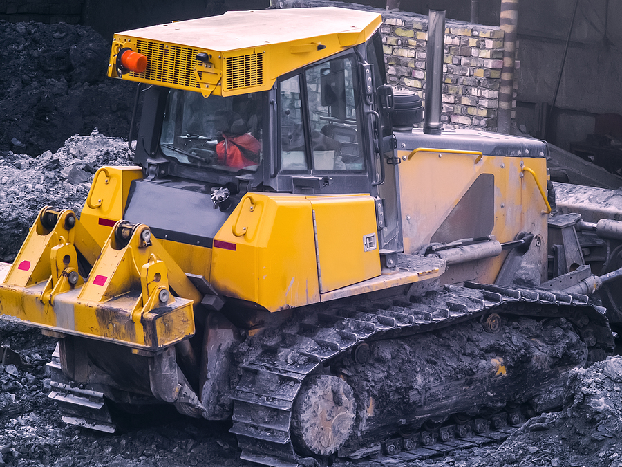 Bulldoze Your Way Past Dirty Equipment